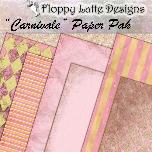 Carnivale Paper Pak