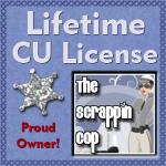 Scrappin Cop CU