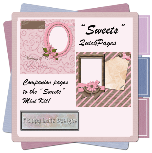 Sweets Quickpages