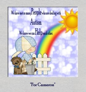 For Cameron